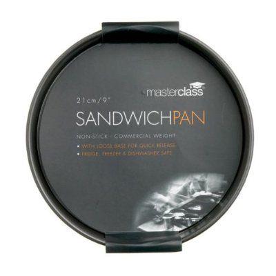 Master Class Non-Stick LB Sandwich Pan Round 23cm (9