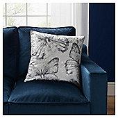 Fox & Ivy Soho Metallic Butterfly Cushion