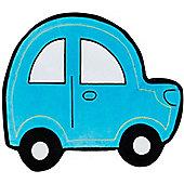 Transport, Car Shaped Cushion