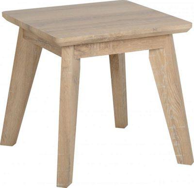 TNW Findlay Oak Effect Lamp Table