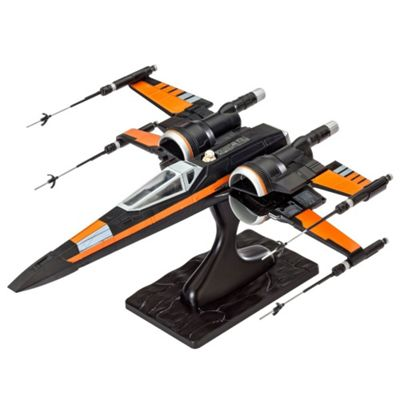 Revell Star Wars EasyKit Episode Vii The Force Awakens Poe's X-wing Fighter
