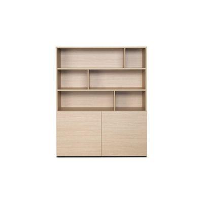 Didit Half-Open Cabinet - Essential Oak Light