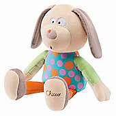 Chicco Colours Dog Soft Toy