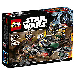 LEGO Star Wars Rogue One Rebel Trooper Battle Pack 75164