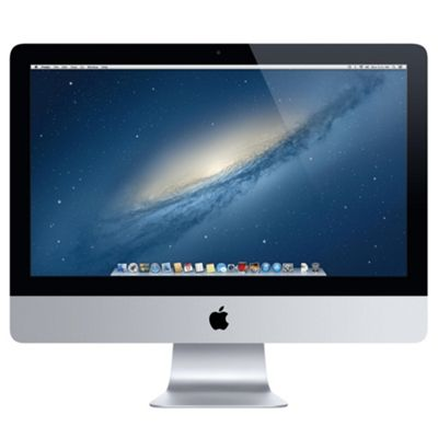 Apple intel Core i5 2.7GHz 8GB 1TB 21.5inch iMac Silver