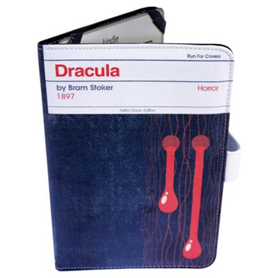 Run For Covers Case for Kindle Touch and Kindle 4 - Dracula