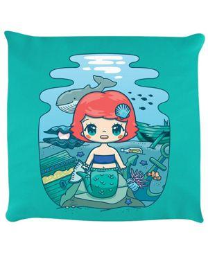 Mio Moon Under The Sea Turquoise Cushion 40x40cm