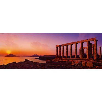 Temple of Poseidon - 2000pc Panoramic Puzzle