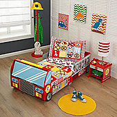 Kidkraft Fire Truck Room Set