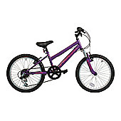 "Falcon Violet 20"" Mountain Bike"
