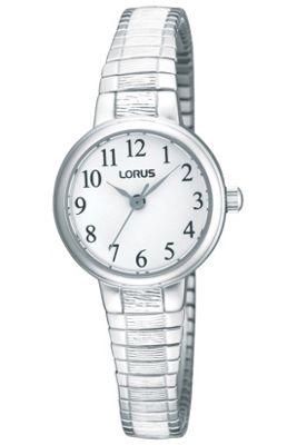 Lorus Ladies Expanding Bracelet Watch RRS43TX9