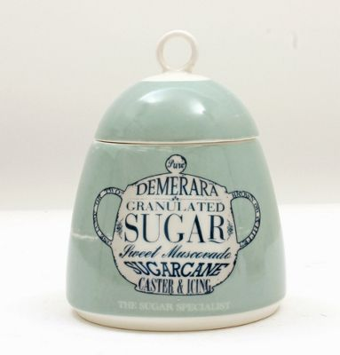 Martin Wiscombe The Specialist Covered Sugar Pot with Spoon