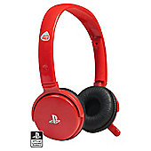 CP-01 Stereo Gaming Headset Red