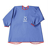 BabyBjorn Eat and Play Smock (Blue)