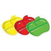 Munchkin Lil Apple Plates