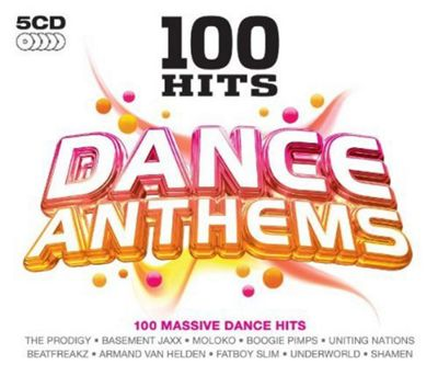 100 Hits - Dance Anthems