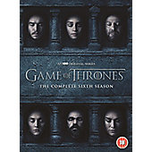 Game of Thrones: Season 6 DVD