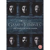 Game of Thrones: Season 6 DVD