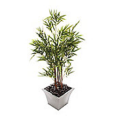 "Artificial 3ft 6"" Japanese Bamboo Tree"