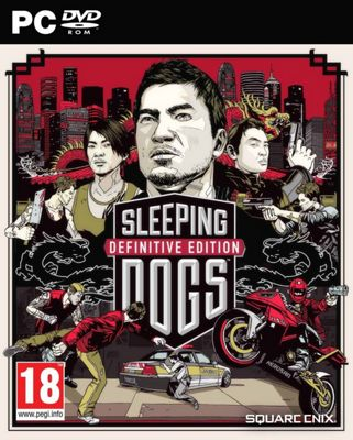 Sleeping Dogs Definitive Edition - Day 1 Edition PC