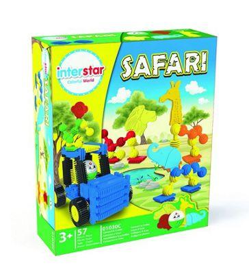 Interstar - Safari 57pcs