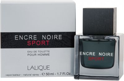 Lalique Encre Noire Sport Eau de Toilette (EDT) 50ml Spray For Men
