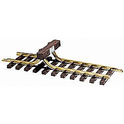LGB Bent Rail Old-Timer Track Buffer - G Gauge 10320