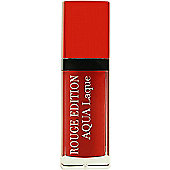Bourjois Rouge Edition Aqua Laque Liquid Lipstick 7.7ml - 06 Feeling Reddy