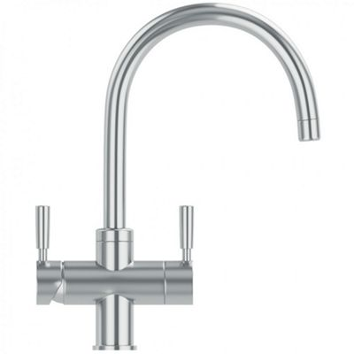 Franke Omni 4 in 1 Instant Boiling Hot Tap | Kettle Tap 1190380520 Complete with Tank & Filter