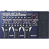 Boss ME50B Bass Multi Effects Pedal