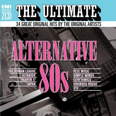 Ultimate Hits: Alternative 80s (2CD)