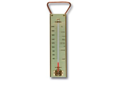 Brannan 21/471 Thermometer Sugar/Jam Brass