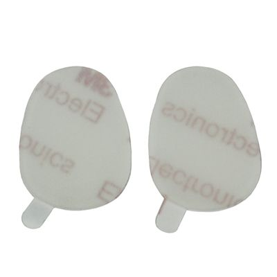 Faxx Clear Mouthpiece Patches (Pack of 2)