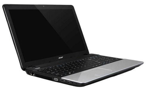 Acer Aspire E1-571-33114G50Mnks (15.6 inch) Notebook PC Core i3 (3110M) 2.4GHz 4GB 500GB DVD Writer WLAN Webcam Windows 8 64-bit (Intel GMA HD)