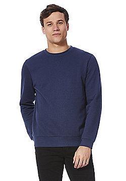 F&F Crew Neck Sweatshirt - Navy