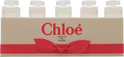 Chloe Miniatures Gift Set 2 x 5ml Chloe EDP + 2 x 5ml Roses de Chloe EDT + 5ml L'Eau de Chloe EDT For Women