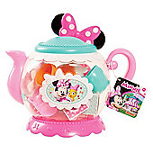 Minnie's Happy Helpers Tea Pot Container