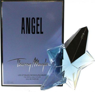 Thierry Mugler Angel Eau de Parfum (EDP) 50ml Refillable For Women