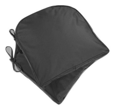 Kaikoo Outdoor Seat Pads Black 2 Pack
