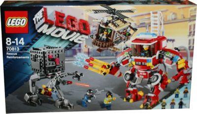 Lego Movie Rescue Reinforcements (70813) - Construction