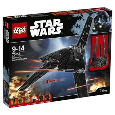 LEGO Star Wars Rogue One Krennic'S Imperial Shuttle 75156