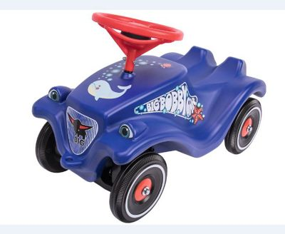 SMOBY Big Bobby Car Classic Blue - Ride On