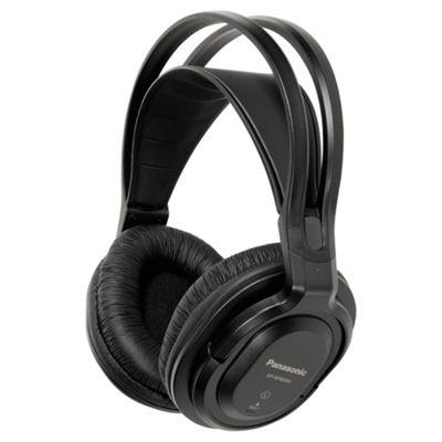 Panasonic RP-WF830 Wireless Overhead Headphones - Black