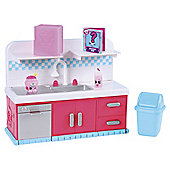 Shopkins Chef Club Playset - Sparkle Clean Washer
