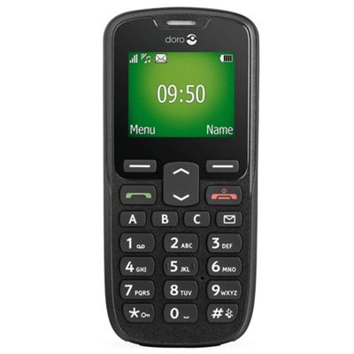 Doro PhoneEasy® 506 Black