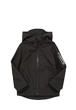 F&F Lightweight Mesh Lined Jacket - Black