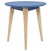Miami Occassional Table Azure Blue