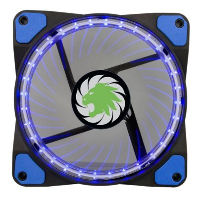 Game Max Vortex Blue Ring 12cm Cooling Fan