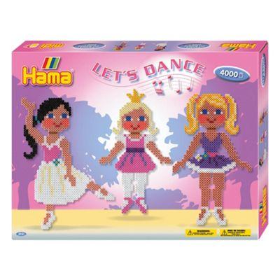 Hama Beads Let's Dance
