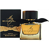 Burberry My Burberry Black Eau de Parfum (EDP) 50ml Spray For Women